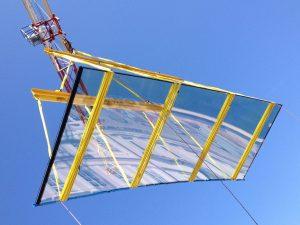 شیشه سکوریت ساختمانی