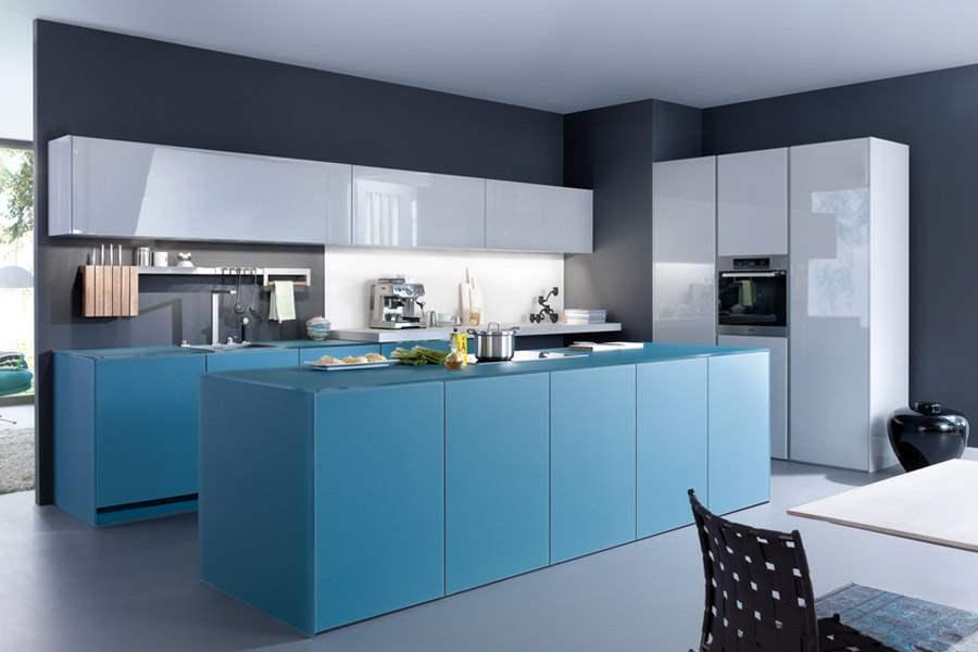 استفاده از شیشه سکوریت در آشپزخانه