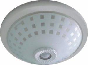 شیشه چراغ سقفی سنسور دار
