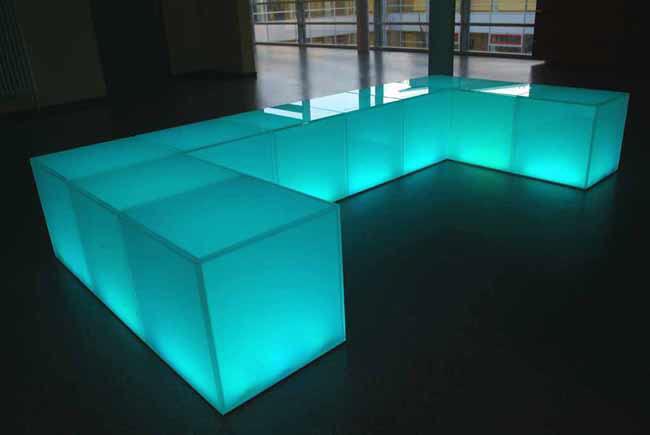 باکس های نورانی(Light Box)